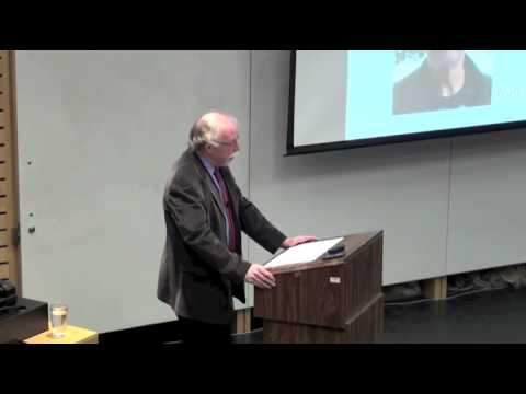 The McLean Lecture Series In Canadian Studies 2013, By Graeme Wynn - Lecture 1 Of 3
