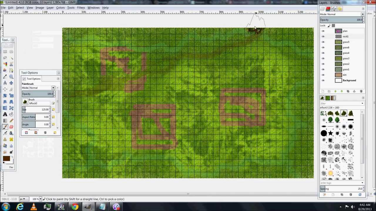abaddyn  parallax map for rpg maker vx ace (part )  youtube -