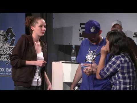 Hopey vs Steff la Cheffe - 1/2 Final - 2nd Beatbox Battle World Championship