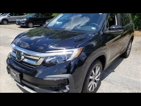 New 2019 Honda Pilot Virginia Beach VA Norfolk, VA #2192645 - SOLD