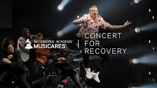 Relive The 2019 MusiCares Concert For Recovery Honoring Macklemore