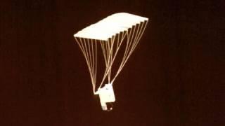 Micro moter Paraglider 20110116 IAC-ASO 飛行会