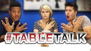 Lee's Got a Weird Way of Talkin' on #TableTalk!