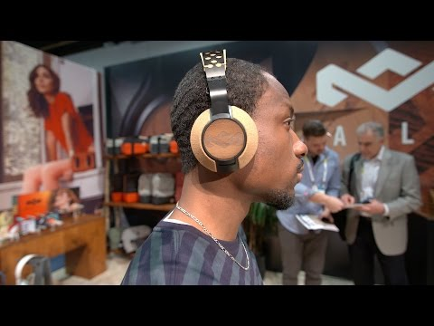 New House of Marley Gear at CES 2015!