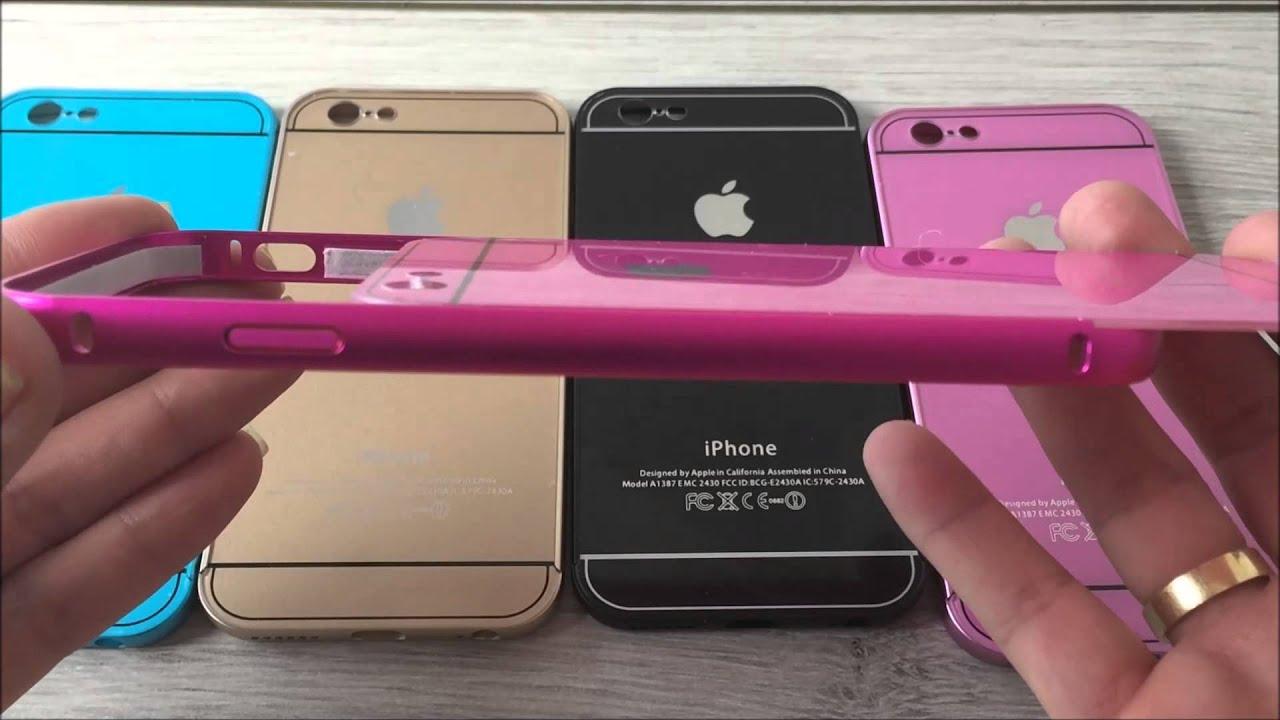 carcasa trasera iphone 6s