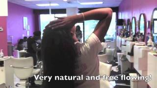 The Weave Shop Braidless Sew In