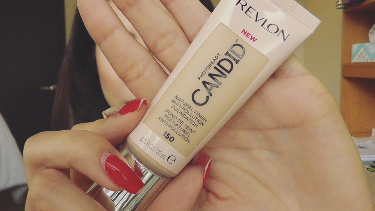 PhotoReady Candid Natural Finish Anti-Pollution Foundation by Revlon #12