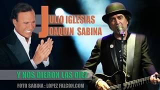 JOAQUIN SABINA & JULIO IGLESIAS DUO