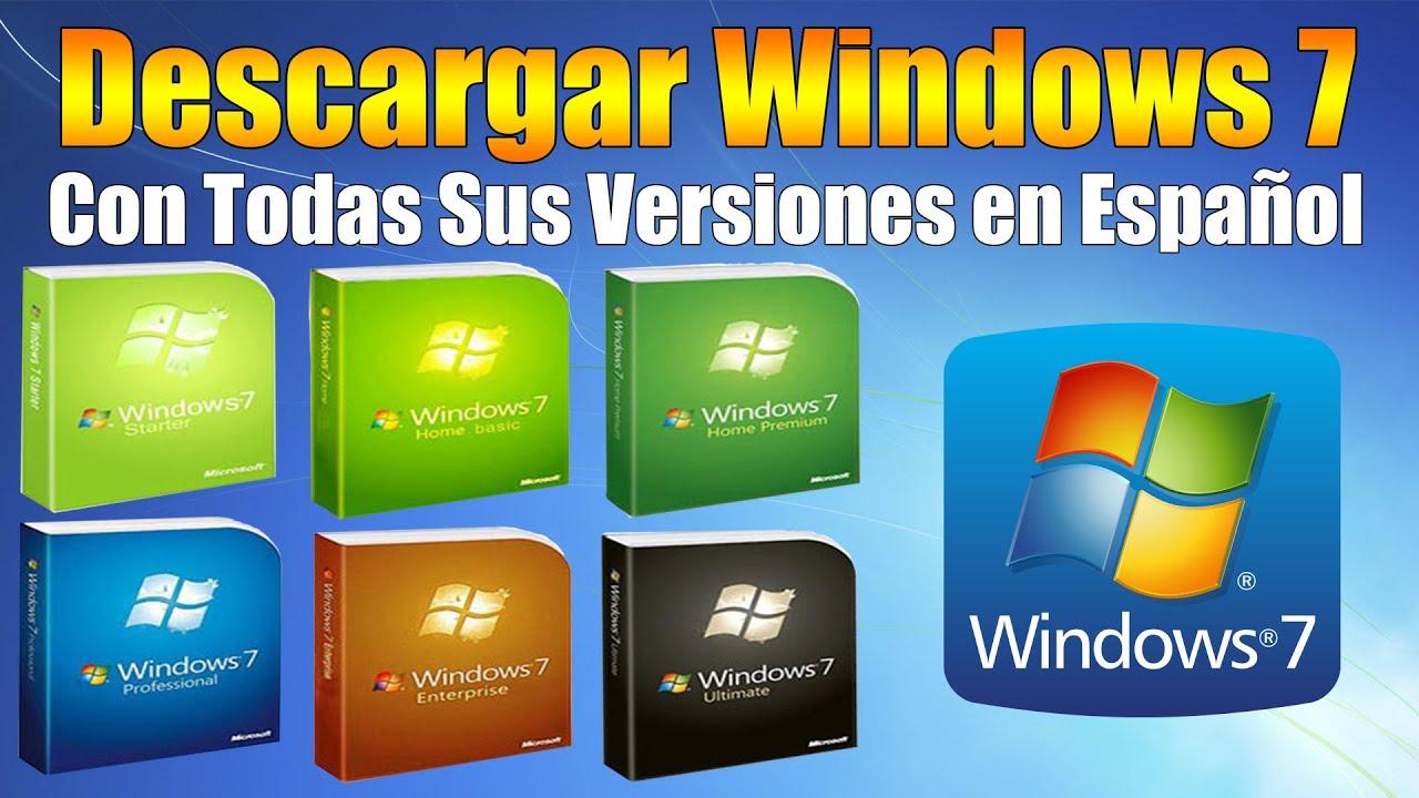 descargar windows 7 ultimate 32 bits gratis espaol completo licencia