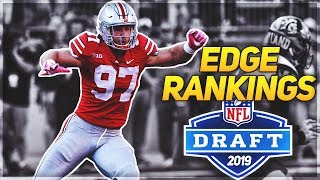 Nick Bosa and Josh Allen Are Freaks of Nature  | Top 10 Edge Rushers In The 2019 NFL Draft