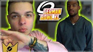 GERMAN BOWL 2018!! (Verunglückter Vlog Versuch)