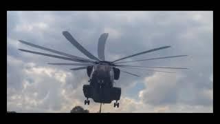 Самый крупный вертолет Америки