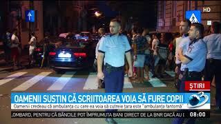 Baixar Psihoza ambulanţei care fură copii, scandal imens în Bucureşti