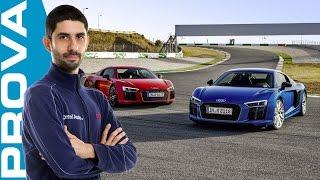 Audi R8 | La sportiva dal divertimento facile
