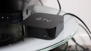 Unboxing Apple TV 32gb 4th Generation Running tvOS And Setup