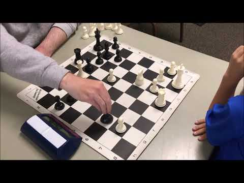 Can An 8 Year Old Beat A USCF 1800 Rated Player?