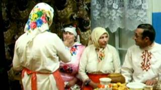 Марийская свадьба Карамас 4