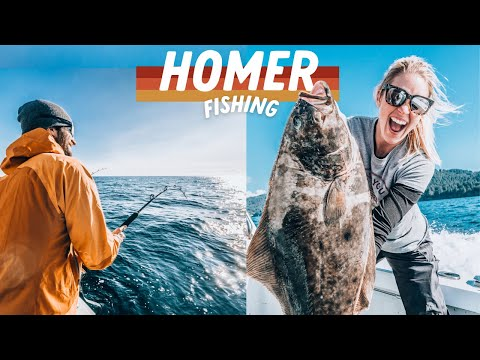 HALIBUT FISHING HOMER [4k] - TRIPPED RV