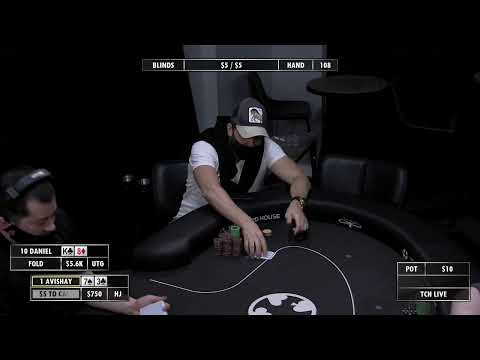 TCH Live - 5/25/2020 - The Weekly $5/$5 NLH Live Cash Game Is BACK!