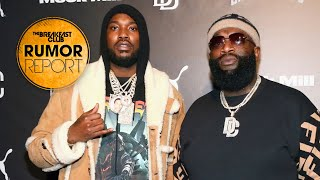 Meek Mill Denies Rick Ross Entry to His Section, Ellen Degeneres Announces Final Season of Talk Show