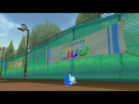 Wii SPORTS CLUB ~ TENNIS ~ TENNIS MOLES ~ MERCENARY RESHUFFLE - NO COMMENTARY