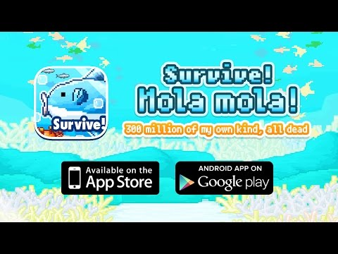 Survive! Mola mola! official movie