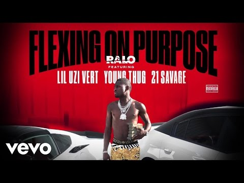 Ralo - Flexing On Purpose (Audio) ft. Lil Uzi Vert, Young Thug, 21 Savage