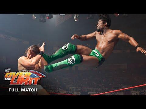 FULL MATCH- Drew McIntyre vs. Kofi Kingston - Intercontinental Title Match: WWE Over The Limit 2010