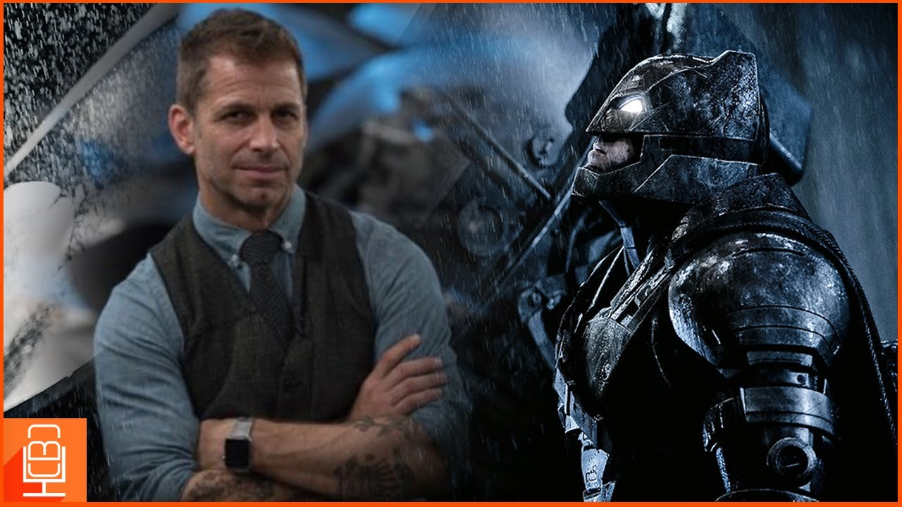 Download Ben Affleck Only Wants To Return As Batman If Zack Snyder's Involved Reportedly