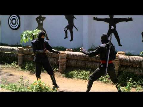 American Ninja:Les mechants Ninjas se font exploser face a Joe et ses potos thumbnail