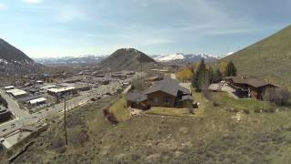 Jackson Hole landslide, Budge Drive - April 19, 2014