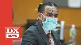 Tekashi 6ix9ine Reportedly Thinks He'll Die From Coronavirus In Prison