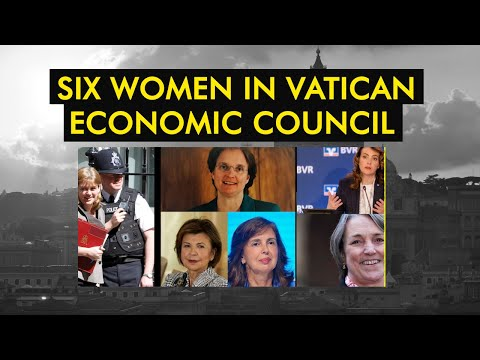 Pope Francis appoints six women to Vatican Economic Council | WION News