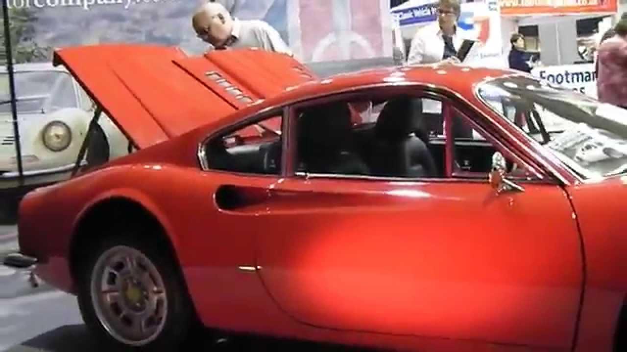 Replica Ferrari Dino Gt Youtube