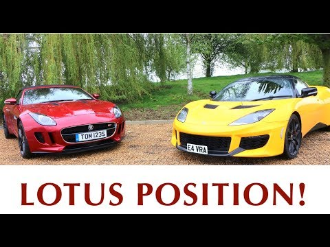 Was this a Bad Idea! | Lotus Evora road test & review | in the Wet