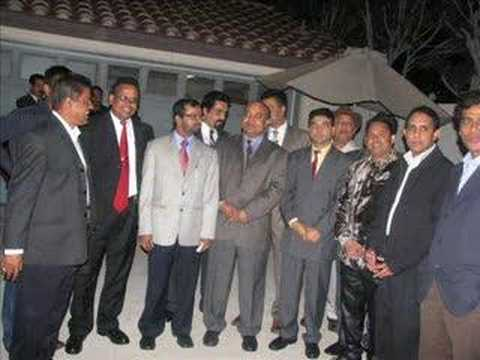 Independence day at residence of consul general
