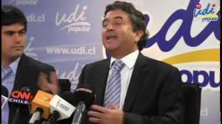 Juan Antonio Coloma y Felipe De Mussy sobre reforma tributaria