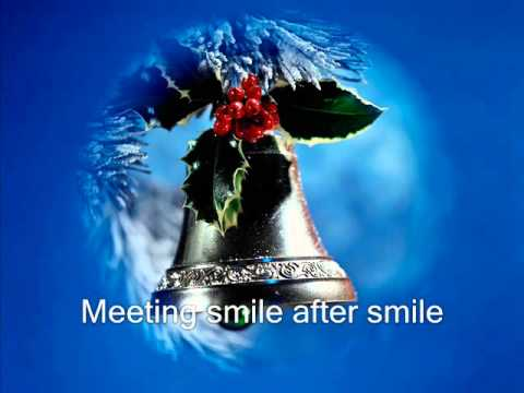 Silver bell(Christmas song) with Lyrics - YouTube
