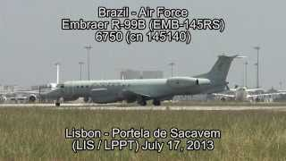 Brazil - Air Force Embraer R-99B (EMB-145RS) 6750 (cn 145140)