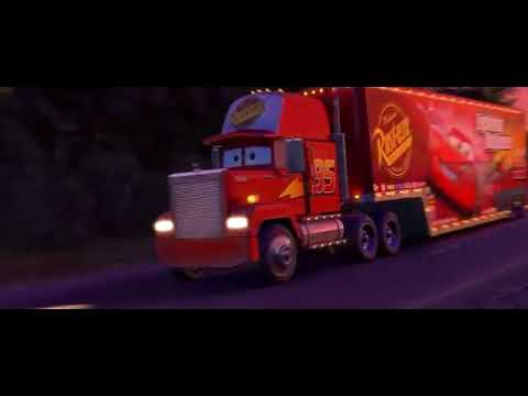 Cars 2006 Movie Song Life Is A Highway Youtube