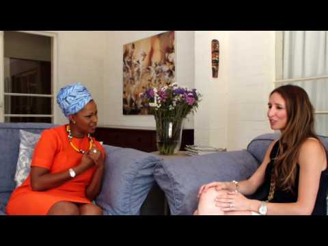 The Happiness Show - Interview with Thembe Khumalo, African  Woman  Leader