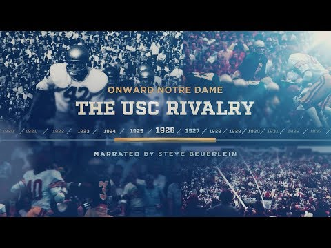 Onward Notre Dame: The USC Rivalry