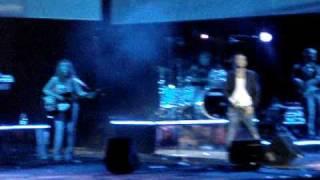 Un motivo per restare Marco Carta Concerto Cagliari Anfiteatro 25/6/2010