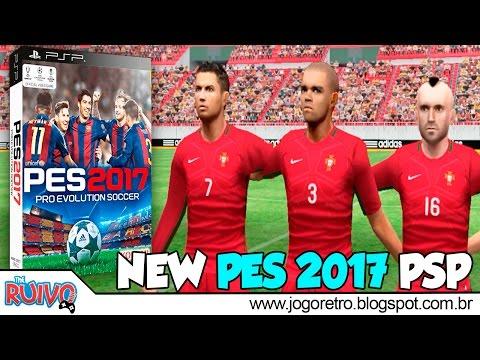 Pro Evolution Soccer 2017 (PES 2017 ARMY17) no PSP / Playstation Portable