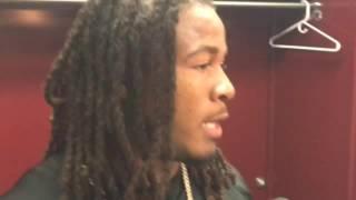 Devonta Freeman says he and Tevin Coleman made big plays