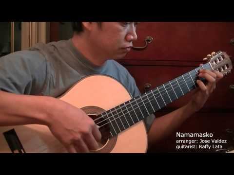 Philippine Christmas Medley - (arr. Jose Valdez) Solo Classical Guitar