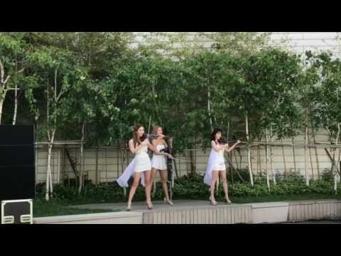 전자현악 샤인 shine - 현대백화점 하늘정원 공연