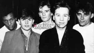 Simple Minds And the band played on