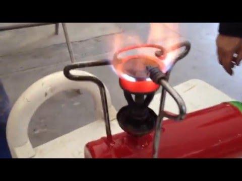 Stove Diesel Fuel
