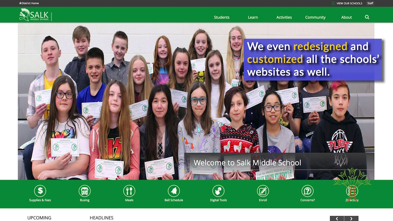 New look for a new year: Spokane Schools launches revamped ...